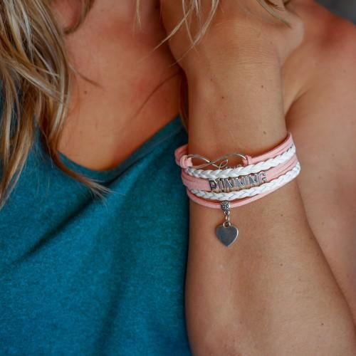 """Bracelet """"Love Running"""""""